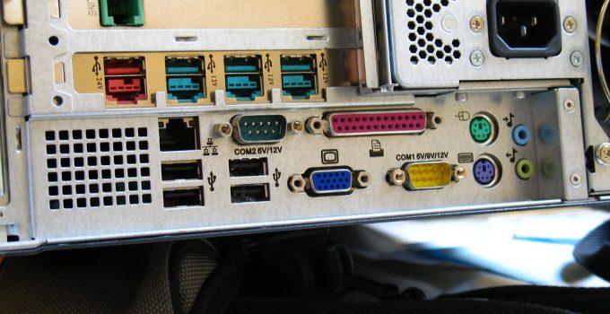 कंप्यूटर पोर्ट क्या है (What is Computer Port) जाने हिंदी में