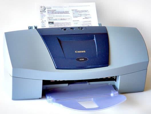 प्रिंटर क्या है और उसके प्रकार (What is Printer and Types of Printer)