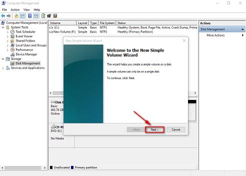 hard disk partition delete kaise kare