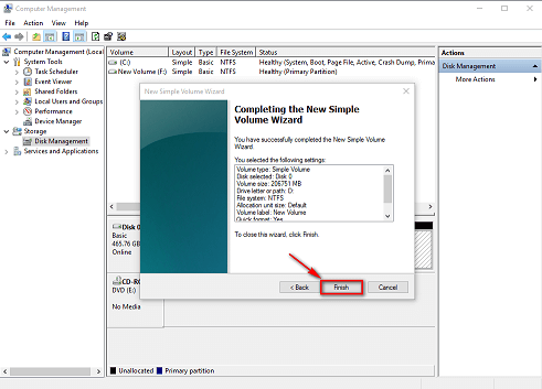 how to create partition in windows 7 during installation