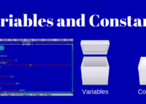 Variables and Constants in C Programming – भाग 3